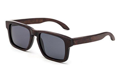 Genuine Handmade Bamboo Sunglasses Anti-Glare Polarized Wooden Spring Hinges with Bamboo - Bamboo Sunglasses Gucci