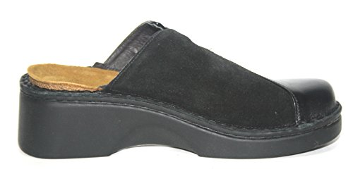 Naot - Mules Mujer Schwarz (Black)