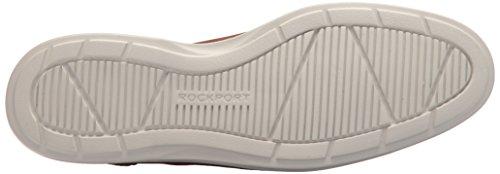 Caramel Plain New 2 Shoe Toe Men's Go Rockport DresSports nvOpwxzqv8