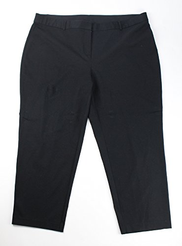 Alfani Petite Black Tummy Control Pants Msrp from Alfani