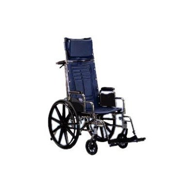 Invacare Tracer SX5 Standard Reclining Wheelchair Seat Si...