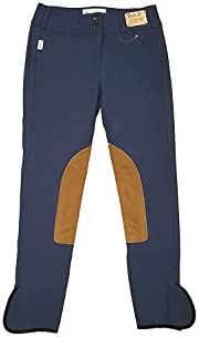 Tailored Sportsman Ladie 'sトロフィーハンターFrench Blue / Tan