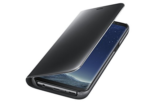Samsung Galaxy S8 S-View Flip Cover with Kickstand