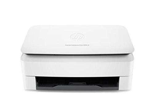 Hp Scanner Control - HP ScanJet Enterprise Flow 5000 s4 Sheet-feed OCR Scanner