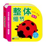 0-2 years old baby early education to tear now cardboard book: the whole details Can touch(Chinese Edition) PDF