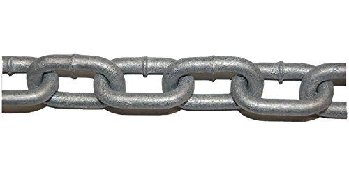 3/16''x150' Proof Coil Chain Grade 30 Chain Hot Dip Galvanized