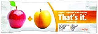 product image for That's It Fruit Bars, Apple and Apricot, Pack of 24 (2 Cases)