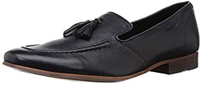 Ruosh Blue Loafers Shoes For Men, 45 EU
