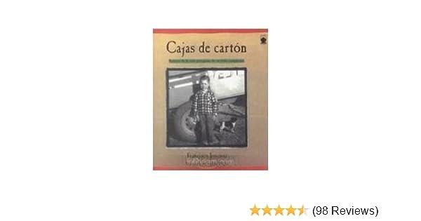 Amazon.com: Cajas De Carton (9781883332457): Francisco ...