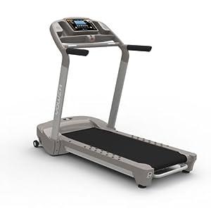 Yowza Fitness Osprey Transformer Treadmill with Space Saving Design by Yowza Fitness