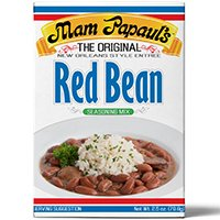 Mam Papaul's Red Bean Seasoning 2.5 oz