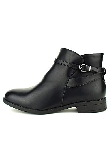 Bottines Femme Grandes Noir Noires Chaussures Ml Pointures Shoes Cendriyon apqSq