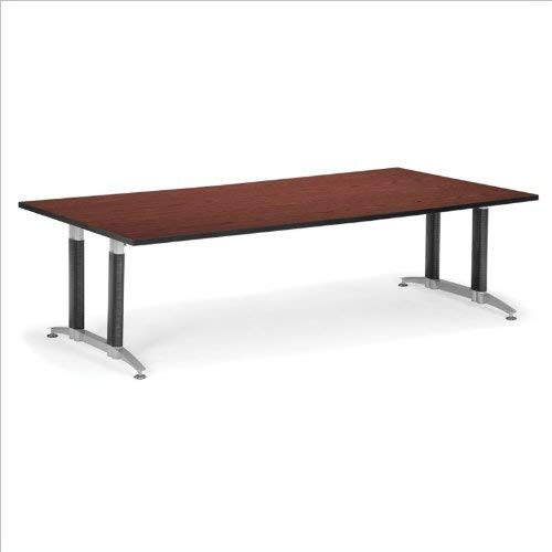 - OFM KT4896MB-MHGY Mesh Base Conference Table, 48
