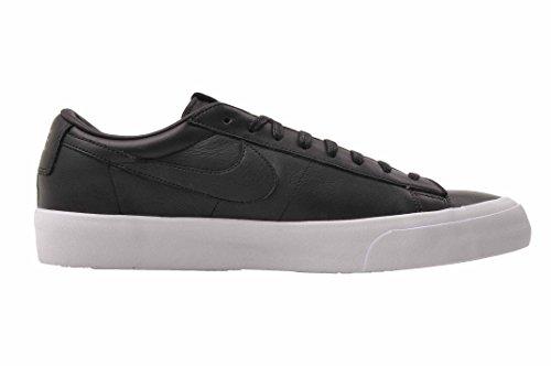 Nike Blazer Studio QS - Schwarz / Weiß Sneaker (47, Schwarz)