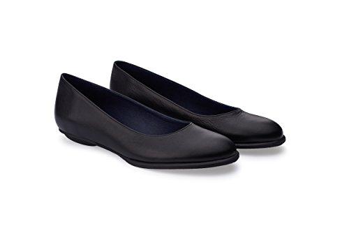 Travail Couleur Noir Confortables Oneflex Modnatalie Chaussures De yAz4vgqn