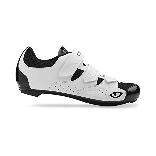 Giro Techne Shoes Men White/Black Shoe Size EU 49 2019 Bike Shoes