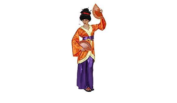 Atosa - Disfraz de chino para mujer, talla M (8422259952022 ...