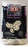 Lior White Beans Premium All Natural Quality 17.6 Oz. Pack Of 3.