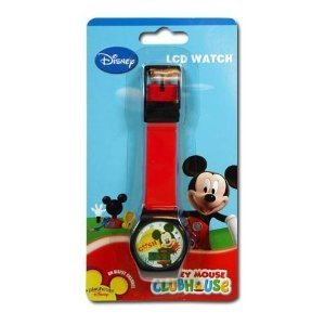 Price comparison product image Disney Mickey Clubhouse Digital LCD Watch For Kids