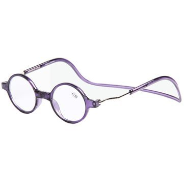 ad70d1838585 Generic Detachable Magnet Pc Light Weight Neck Hanging Presbyopic Reading  Glasses  2.5   Amazon.in  Beauty