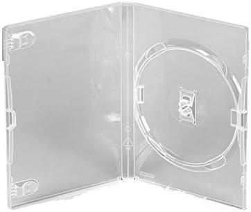 MasterStor - Estuche para DVD/CD/BLU RAY (25 unidades), color ...