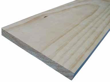 "American Wood Clear Pine Board 1 "" X 12 "" X 4 ' Pine"
