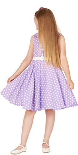 f1bc0eb5b Jual BlackButterfly Kids 'Holly' Vintage Polka Dot 50's Girls Dress ...