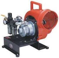 Allegro Blowers - Allegro Industries 9508 Air Driven Blower