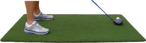 PGM6060 5' x 5' Emerald Par Golf Mat by All Turf Mats (Image #1)