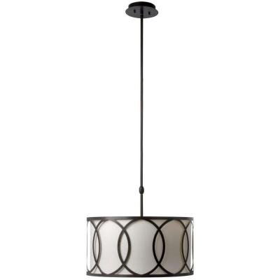 18 Inch Drum Pendant Light - 5