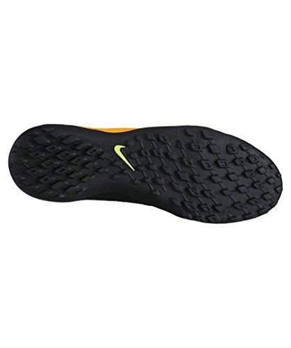 Nike Mænds Hypervenomx Phelon 3 Df Tf Turf Fodbold Sko Laser Appelsin Sort Hvid 801 DoSgHeHED7
