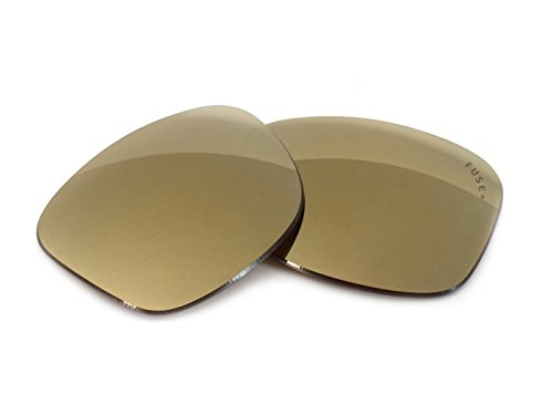 FUSE+ Lenses for Ray-Ban RB4181 Metallic Bronze Mirror - Rb4181 Polarized