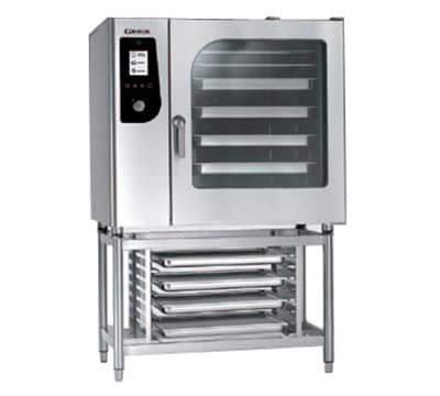 B.K.I. HG102 Full-Size Combi-Oven, Boiler Based, NG
