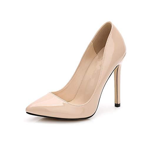(Spring/Autumn Stiletto 11cm Thin Heels Sexy Nightclub Pumps Women Pointed Toe Party)