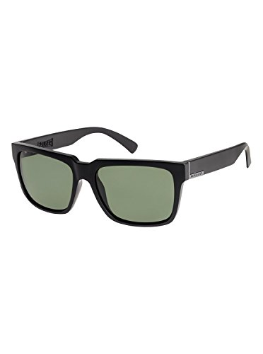 Quiksilver Mens Bruiser Polarised - Sunglasses Sunglasses Black One - Sunglass Quicksilver