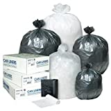 9 gallon sharps - Inteplast Group IBS EC242406K HDPE Can Liner, 7-10 Gallon, 24