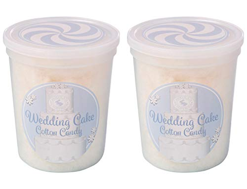 Wedding Cake Cotton Candy 2 Pack