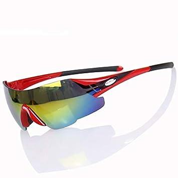 DAYANGE 23G Deportes De Colores Ciclismo Gafas De Sol ...