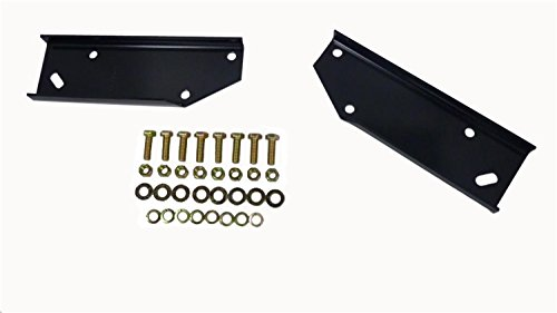 (Fey 93800 Direct Fit Mounting Kit for Fey DiamondStep Universal Bumpers (Bumper sold separately))