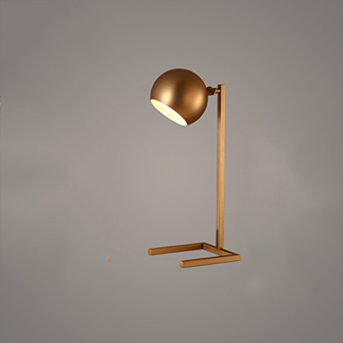 Post - Modern lamp Bedroom Reading Study lamp Nordic Creative Iron table lamp Reading and Writing Lights Office