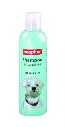 Beaphar - Hunde Shampoo für weißes Fell - 250 ml