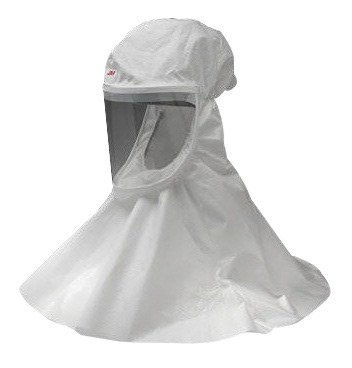 3M Small/Medium Economy Hood For 3M Versaflo Powered Air Purifying and Supplied Air Respirator Systems (20 Per Case)