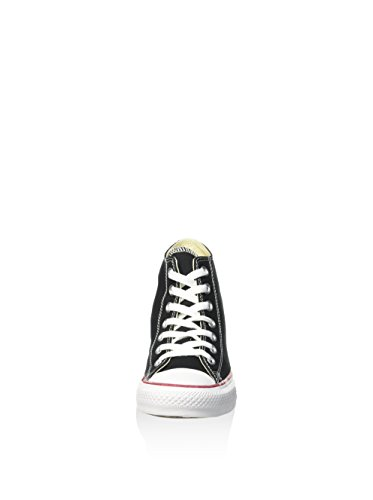 Converse All Star Mid Lux - Zapatillas de cuña Unisex adulto Negro