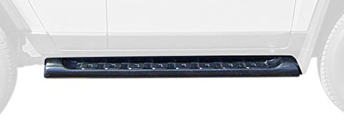 Molded Boards Custom Running - Owens Products Owens Black 68001 Factory Custom Molded TPO Running Boards