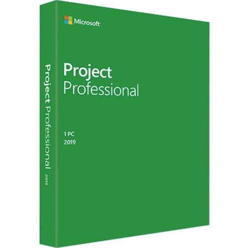 Microsoft Project Professional 2019 For 1 User - For, used for sale  Delivered anywhere in USA