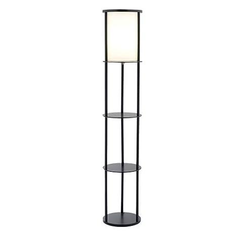 Modern asian style floor lamp