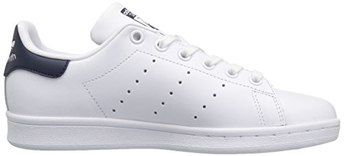 Fashion Ankle High White Smith Stan adidas White Women's Navy Sneaker Collegiate 1qItwxX