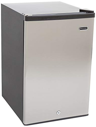 Whynter CUF-210SS Energy Star Upright Freezer, 2.1 Cubic Feet (Renewed)