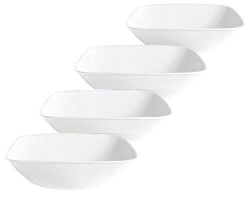 corelle small square bowls - 8