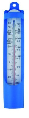 Swimming Pool Thermometer 230mm - Hot Tub, Jacuzzi Scoop Hot Water Temperature Sampling Baby Elderly Kids